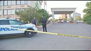 1 person taken to hospital after shooting outside Monroeville hotel