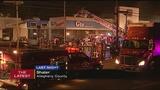 Crews battle fire at automotive business in Shaler