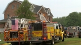 Lightning likely cause of South Fayette house fire, says fire chief