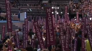 RAW: First Lady Michelle Obama speaks at DNC (Part 2 of 2)