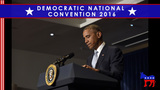 DNC: Obama returns to convention stage to make case for Clinton