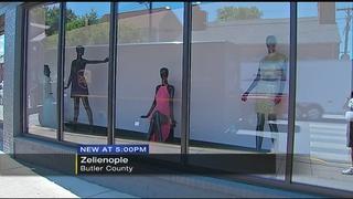 Bridal shop owner accused of exposing himself in store window