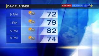 Day Planner for Saturday (7/30/16)