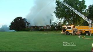 RAW: Starr Road house fire
