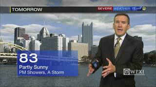 Forecast for today, tonight, tomorrow and next 5 days (8-30-16)