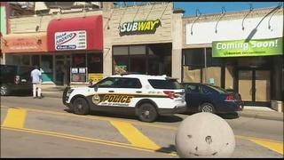 Subway in Oakland robbed by man with butcher knife