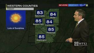 Tuesday forecast for your neighborhood (8-30-16)