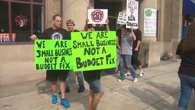 Image result for pennsylvania vape tax
