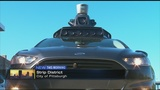Driverless Ubers hit the streets of Pittsburgh