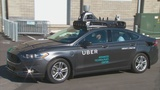 Uber debuts its self-driving cars in Pittsburgh