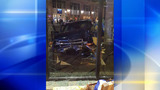 SUV hits vehicle, crashes into University of Pittsburgh