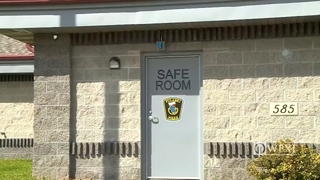 "Police create ""Safe Room"" for people who are in danger"