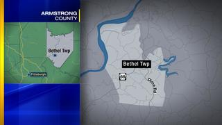 Police: Armed defendant had 2 bombs in Armstrong County home