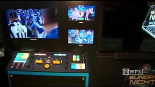 RAW: Inside the Sunday Night Football Bus