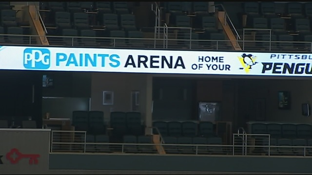 Consol Energy Center to be renamed PPG Paints Arena | WPXI