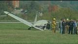 1 injured in small plane crash at Palmer Airport near Latrobe