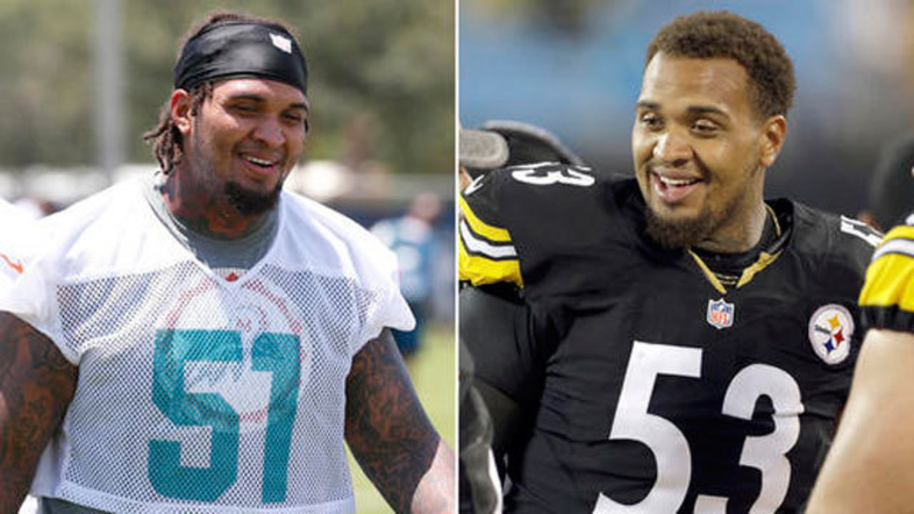 Twin Brother Of Steelers Pouncey Named In Alleged Gun