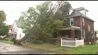 National Weather Service assessing overnight storm damage