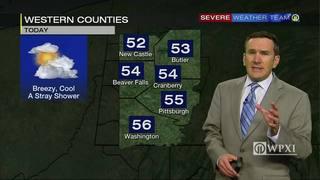 Monday forecast for your neighborhood (10-24-16)