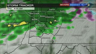 Rain returns for Thursday