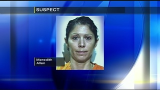 Woman accused of hitting man with belt at bar, breaking bones in his face