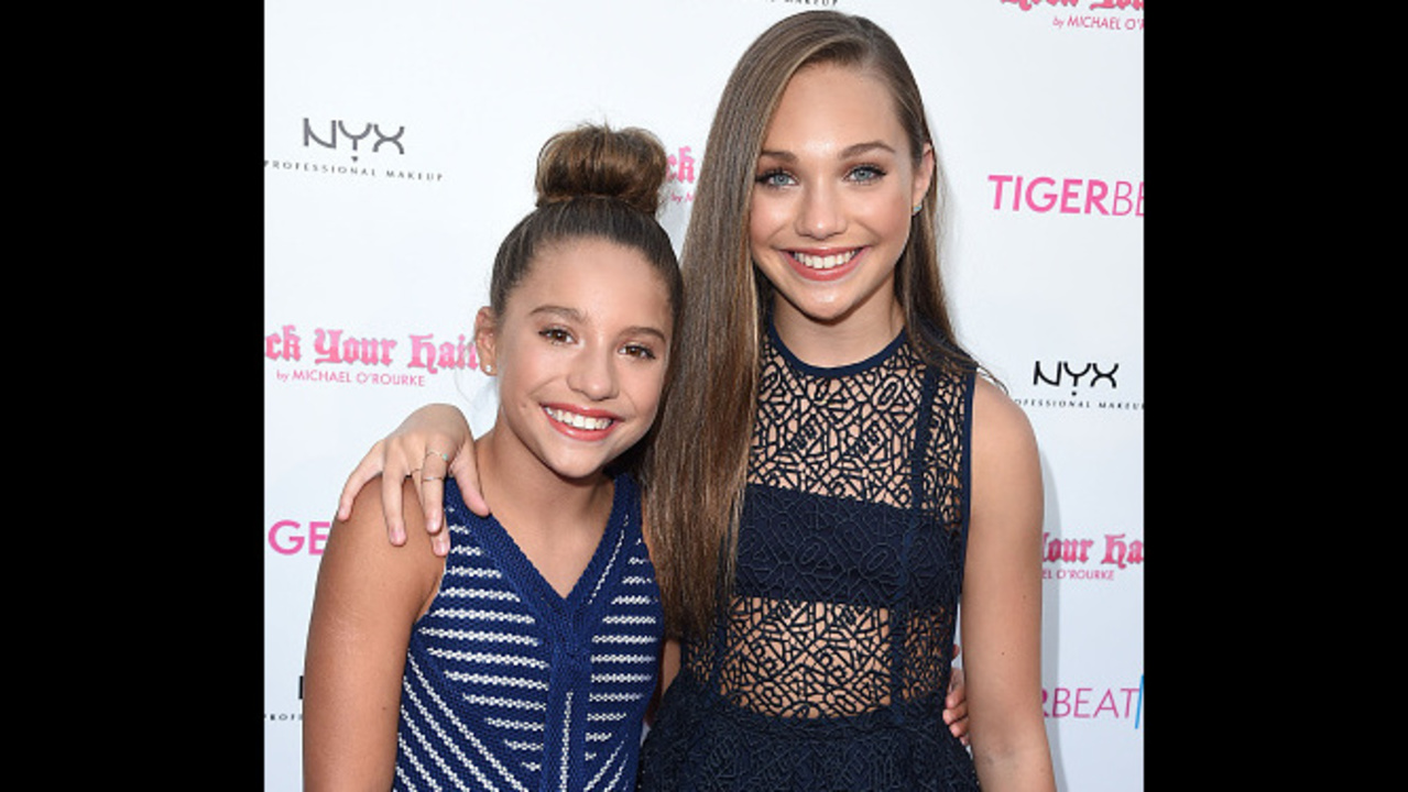 Maddie and mackenzie ziegler set to appear in wpxis holiday parade maddie and mackenzie ziegler set to appear in wpxis holiday parade presented by pps wpxi m4hsunfo