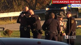 1 officer killed, another wounded in ambush at Canonsburg home; suspect dead