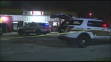 Store clerk shot during robbery
