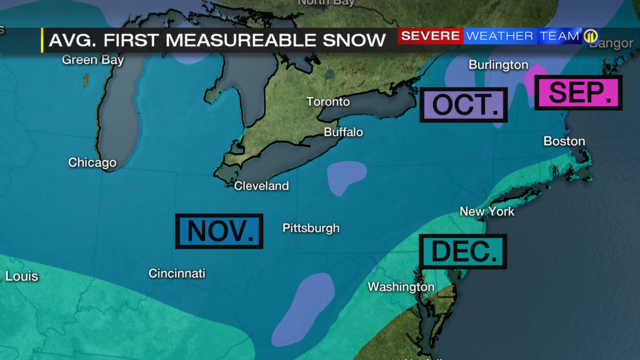 US Snow Cover Lowest In More Than Years WPXI - First snow map us