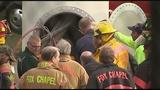 Rescue crews free worker who fell inside empty water tower in Fox Chapel