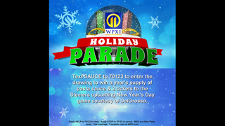2016 WPXI Holiday Parade DelGrosso Text To Win Contest