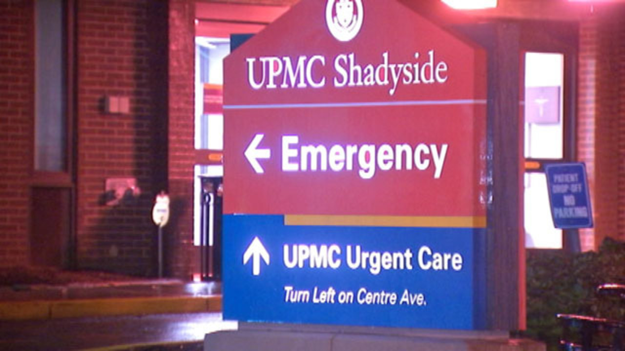 Man with multiple gunshot wounds dropped off at Pittsburgh