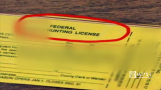 Fake, racist hunting license sent by student on social media sparks outrage