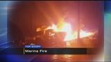'My house shook': Neighbors feel blast as flames destroy boats at McKeesport Marina