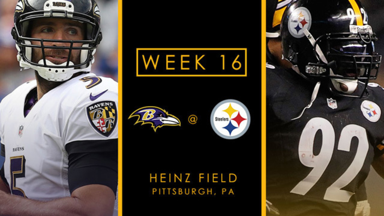 Steelers On 11 Could Secure Playoff Berth Christmas Day Against Rival Ravens Wpxi