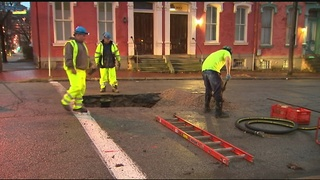 PWSA: Old infrastructure causing string of water pipe breaks