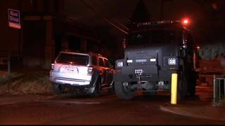 RAW: Heavy police presence responds to incident in Mount Oliver