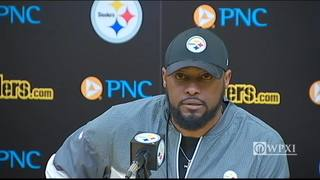 RAW: Coach Tomlin addresses locker room video