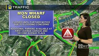 TRAFFIC: Mon Wharf closed (1/17/17)