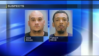 2 arrested in heroin trafficking operation that extended to Washington Co.