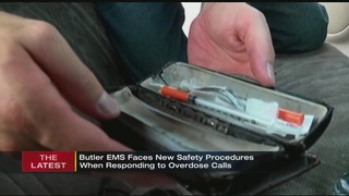EMS workers take extra precautions after recent ODs linked to animal…