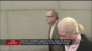 Former Steelers doctor accused of writing illegal prescriptions