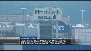 Pittsburgh Mills sells for $100 at foreclosure auction