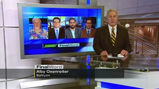 The Final Word (1/15/17) - Segment 3