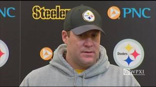RAW: Ben Roethlisberger speaks Thursday