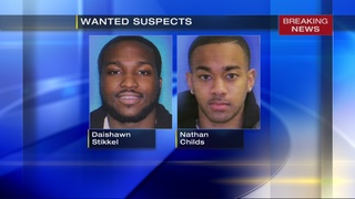 Search underway for 'armed and dangerous