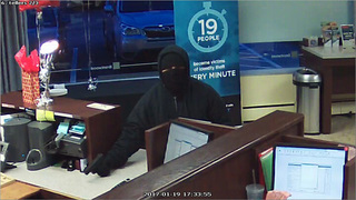 Police seek man who robbed Bethel Park bank at gunpoint