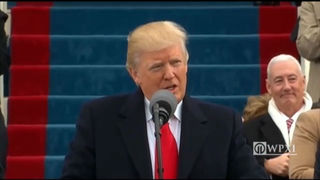 RAW: President Donald Trump inaugural address
