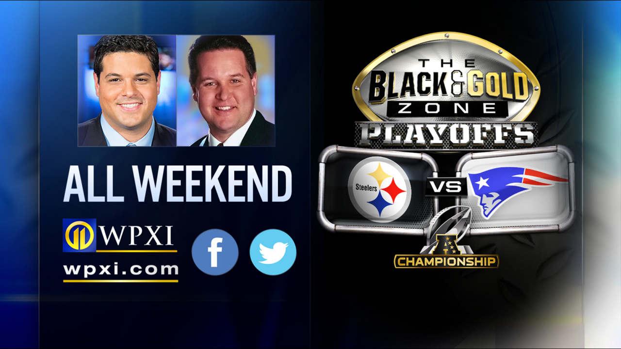 2be18d6d9fe Fans unite in New England to support Steelers - WPXI