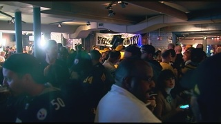 Fans unite in New England to support Steelers